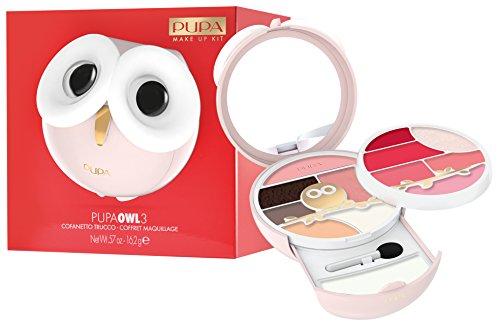 PUPA Trousse Owl 3001 Rosa Maquillaje Y Cosméticos
