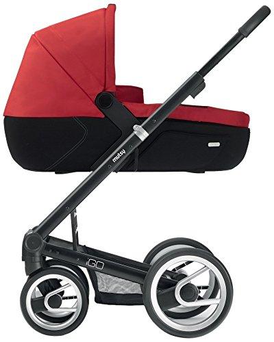 Preisvergleich Produktbild Mutsy IGO Babytragewanne - LITE RED - 2014