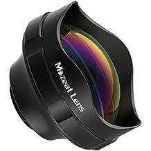 Mozeat Lente Telefoto 3X HD para Móvil, 3X Primer Plano, Sin Distorsión Ni Círculo Oscuro, Adecuada para Smartphones Teléfono Inteligente iPhone 6s, 6s Plus, Samsung Galaxy, Android
