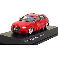 Audi A38V Sportback S de Tron misan orot 1: 43