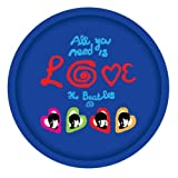 Beatles - Tablett All you need is love (in -)