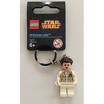 Lego Star Wars Luke Skywalker Keychain 852944 B003WFLKEK