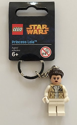 LEGO Star Wars Princess Leia Key Chain Baukasten--Spiele BAU (6Jahr (E))