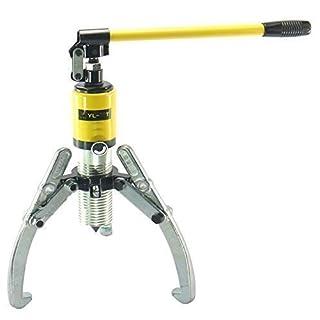 450572 Integral-Einheit Hydraulisch 3 Kiefer Ausrüstung Zieher Kit 15T Kiefer Zieher Trenner