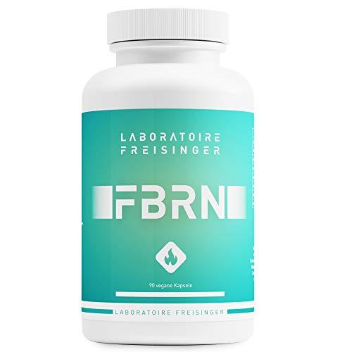 ABNEHMEN - Fettverbrenner - FBRN - Hochdosierte Kapseln, Vegan, L-Carnitin, Koffein und 5 weitere Zutaten, Fettverbrennung in der Diät, Stoffwechsel, Appetitzügler, Fatburner