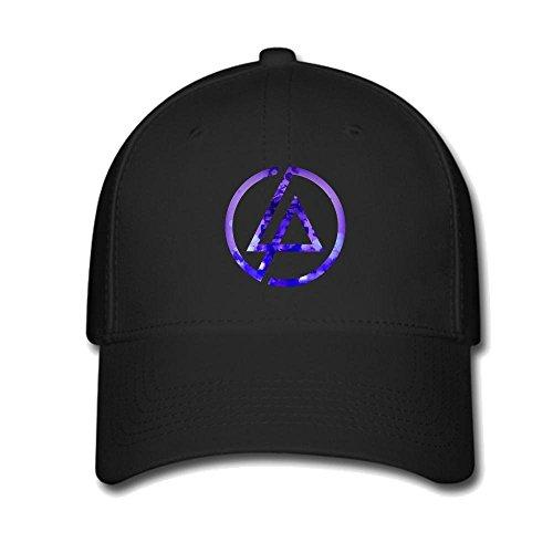 Feruch Custom American Linkin Park Rock Band Logo Baseball Caps Adjustable Hats Black