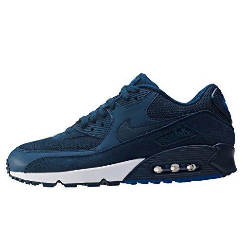 Nike Air Max 90 Essential, Chaussures de running homme 704-LEMON
