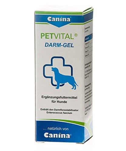 Canina Pharma PETVITAL Darmgel 30 ml, Hundepflege, Tierpflege