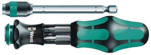 Preisvergleich Produktbild Wera Kraftform Kompakt 25 mit Tasche, 7-teilig, 1 Stück, 05051024001