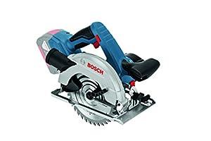 Bosch Professional GKS 18 V-57 G (Bare, L-Boxx) [Click & GO] - Blue