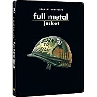 Full Metal Jacket Exclusive Steelbook Blu-Ray