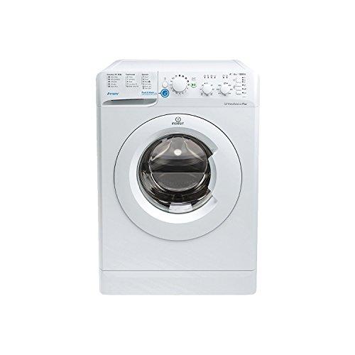Indesit BWC61452W Innex 6kg 1400rpm Freestanding Washing Machine White