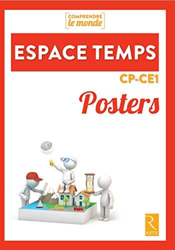 Posters Espace Temps CP-CE1