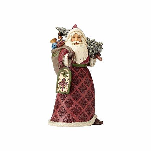 Heartwood Creek Dreaming Of Christmas Past (Victorian Santa) -