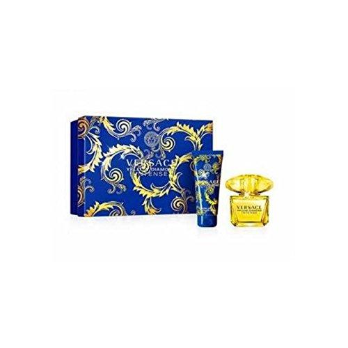 Versace Yellow Diamond Intense 30Eau de Toilette + Body Lotion 50'15