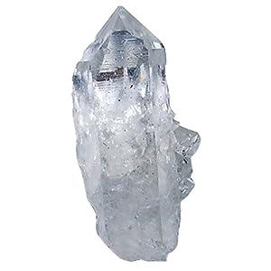 Bergkristall mini Natur Spitze A* Super Qualität schön klar ca. 25 – 30 mm Natur gewachsen und Natur belassen.(4251)