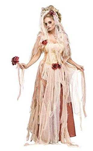 �m Zombie Braut - Gr. S ()