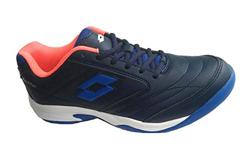45 EULotto Herren Court Logo VIII Si Tennisschuhe, 45 EU,