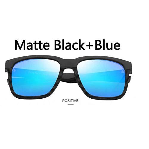 CAGSQ Sonnenbrillen Polaroid Sunglasses Vintage Square Sunglases Polarisierte Sonnenbrille Retro Sport Sonnenbrille Uv400