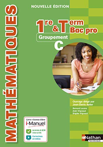 Mathématiques 1re/Tle Bac Pro