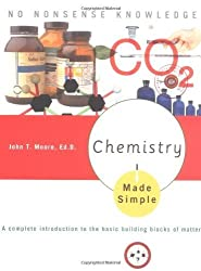 Chemistry Made Simple by John T. Moore Ed.D. (2005-01-11)