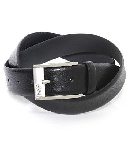 Hugo Boss Black Cintura in pelle di C-Ellot UK 34 Nero