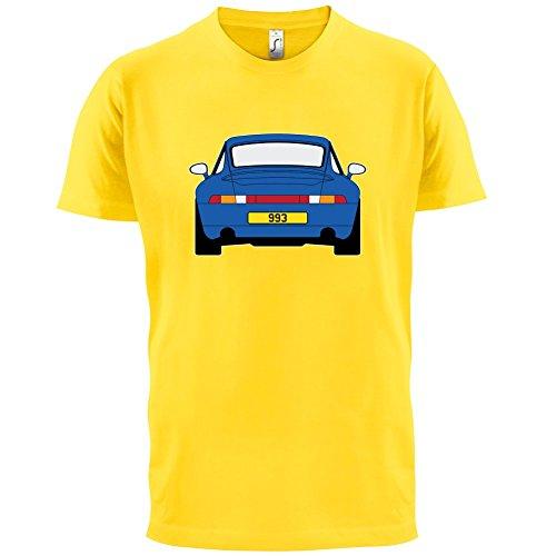 Porsche 993 Blau - Herren T-Shirt - 13 Farben Gelb
