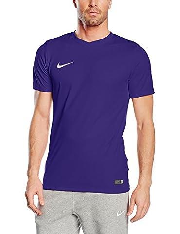 Nike Men Park VI Jersey Park Vi T-shirt, Court Purple/white, M