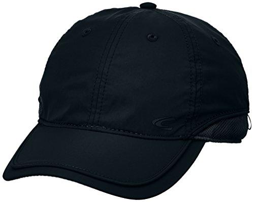 Active Cap (camel active Herren 406130 9C13 Baseball Cap, Schwarz (Black 09), 100 (Herstellergröße: L))