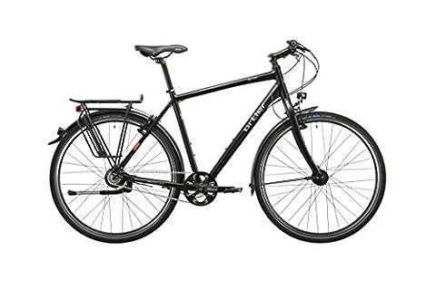 Ortler Belfort Herren schwarz Rahmengröße 50 cm 2016 Trekkingrad