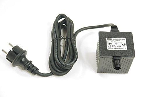 Ersatztrafo für Außenleuchte Wegeleuchte Gartenleuchte Vico Transformator Adapter Außentrafo IP64 (Vico 4 flammig)