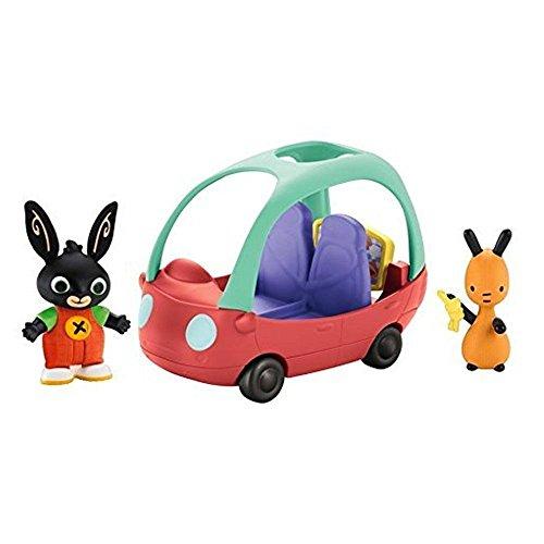 Bing Vehicle & Figure Set - Flop's Car