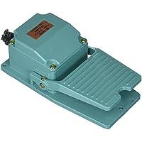 AC 250V 15A Antideslizante Momentáneo Industrial Pedal De Pie Interruptor Interruptor de pie