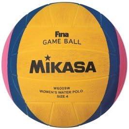 Mikasa Oficial fina agua Polo tamaño de la bola 4, W6009W