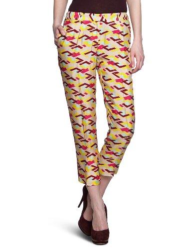 Antik Batik - Pantaloncini, donna, Rosso (Pink (FUSHIA)), S