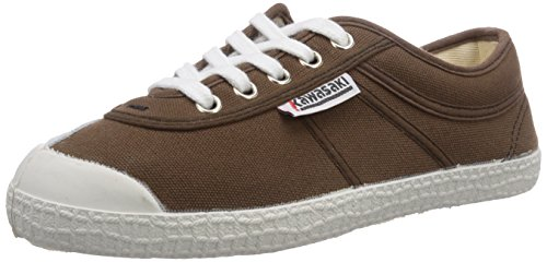 Kawasaki Rainbow basic, Sneaker donna Marrone Braun (Brown / 40) 37