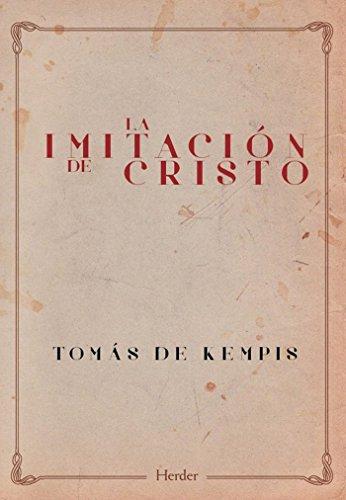 Imitación de cristo, la (ne) por Tomas De Kempis