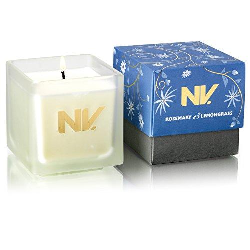 NV 1-teilig, Kollektion Cashmere Rosmarin & Zitronengras Kerze -