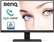 BenQ GW2780 27 Inch FHD 1080p Eye-Care LED Monitor, 1920x1080 Display, IPS ,Brightness Intelligence, Low Blue