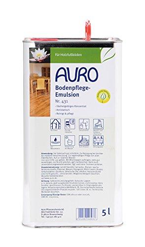 AURO Bodenpflege-Emulsion - 5L