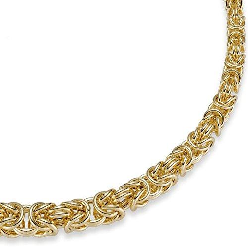 schmuck-krone-collier-a-maglia-continua-larghezza-progressiva-5-85-mm-in-oro-giallo-585-45-cm