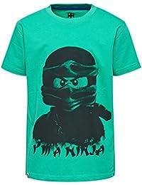 Lego Wear Jungen T-Shirt Lego Ninjago M