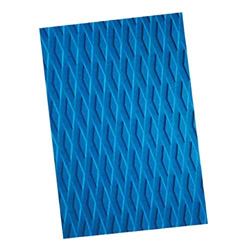 Especificación:      Material: EVA  Tamaño (L x A x Alt): Aprox. 11,81 x 8,27 x 0,2 pulgadas / 30 x 21 x 0,5 cm        El paquete incluye:      1x Cojín de tracción para tabla        Nota:      Por favor, permita ligeramente diferencia debido...