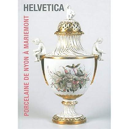 Helvetica,Porcelaine de Nyon: Ceramiques Suisses d'Aujourd'hui au Muse