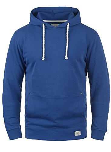 REDEFINED REBEL Morgan Herren Kapuzenpullover Hoodie Sweatshirt aus 100% Baumwolle Blue