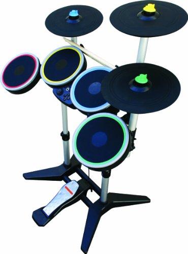 Schlagzeug MC Rock Band 3 wireless Pro-Drum and Pro-Cymbals Kit - 3-pro Band Rock