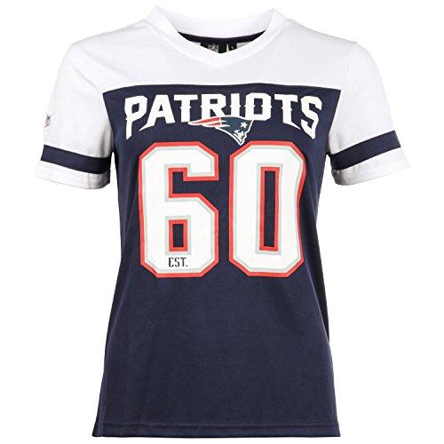 football trikot damen Majestic NFL Ladies Mesh Jersey Shirt - New England Patriots