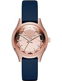 Karl Lagerfeld - Belleville - reloj - blau
