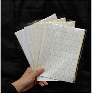 Papeterie Papeterie Papeterie scolaire Autocollant papier autocollant blanc étiquette collante autocollants-blanc Outil de papeterie | à Gagnez Un Haut Admiration  062e28