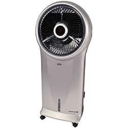 Argoclima Polifemo Climatizador Enfriador y Purificador de Aire, 110 W, Plástico, Gris